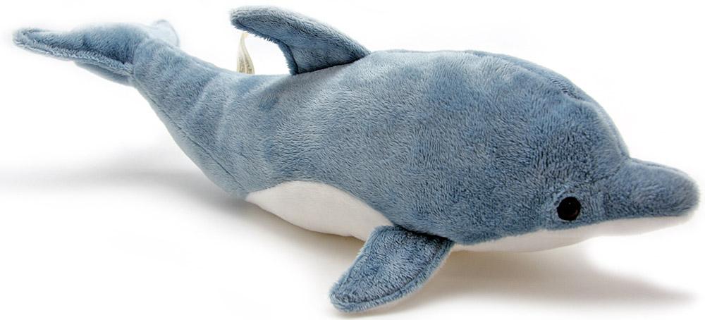 WWF Мягкая игрушка Дельфин 18 см wwf мягкая игрушка черепаха 30 см