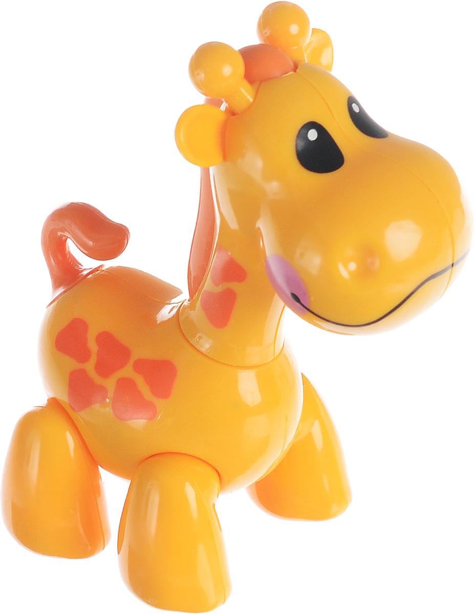 Ути-Пути Развивающая игрушка Жираф цвет желтый игрушка shantou daxiang 47936