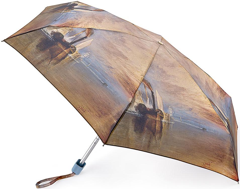 Зонт женский Fulton, механический, 5 сложений, цвет: бежевый. L794-3418Серьги с подвескамиСтильный механический зонт Fulton имеет 5 сложений, даже в ненастную погоду позволит вам оставаться стильной. Легкий, но в тоже время прочный алюминиевый каркас состоит из шести спиц с элементами из фибергласса. Купол зонта выполнен из прочного полиэстера с водоотталкивающей пропиткой. Рукоятка закругленной формы, разработанная с учетом требований эргономики, выполнена из каучука. Зонт имеет механический способ сложения: и купол, и стержень открываются и закрываются вручную до характерного щелчка.