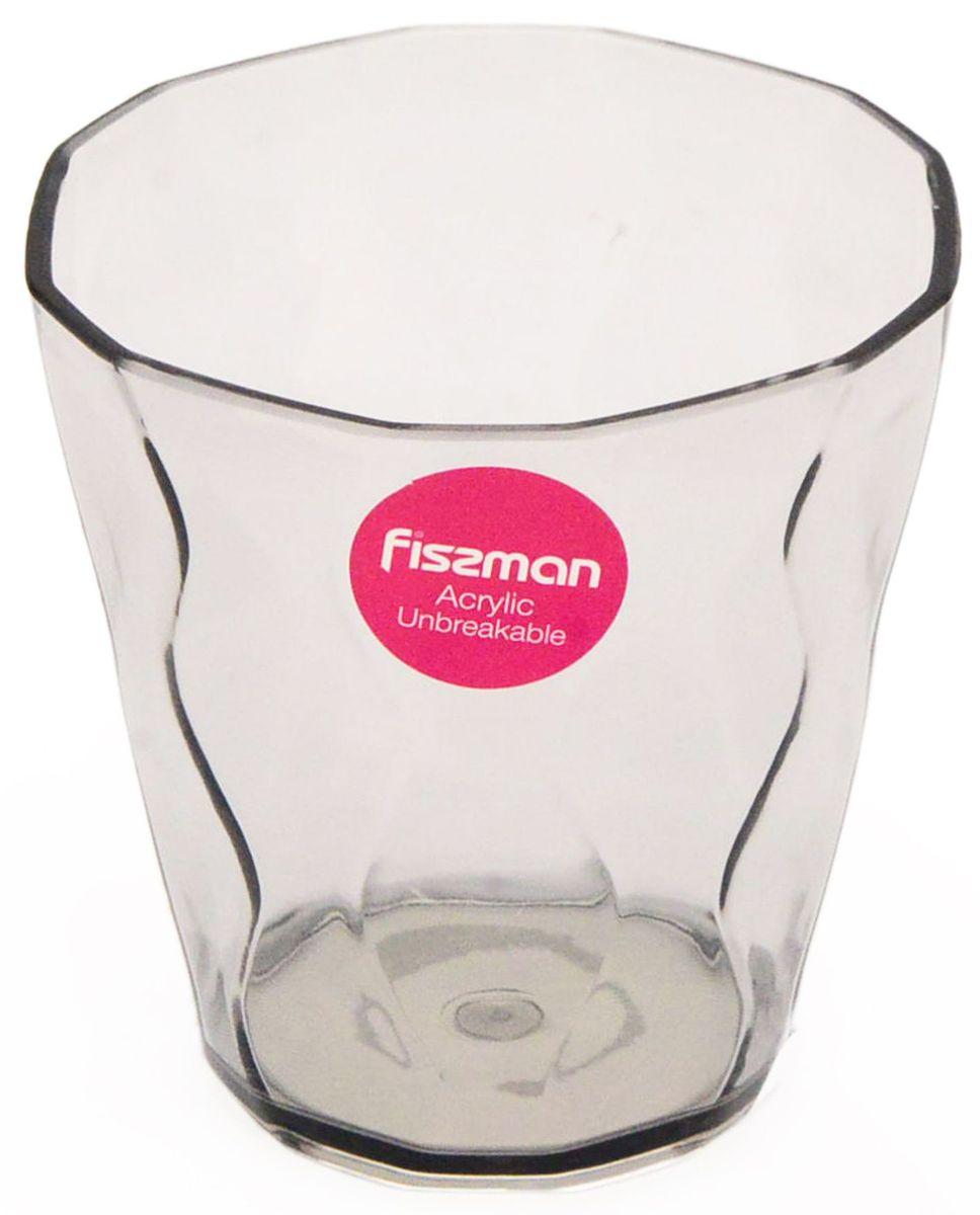 Стакан Fissman, 300 мл. 9431VT-1520(SR)Стакан Fissman оригинального дизайна изготовлен из акрила. Такойстакан прекрасно подойдетдля различных напитков. Он дополнит коллекцию вашей кухонной посуды и будетслужить долгие годы. Объем: 300 мл.