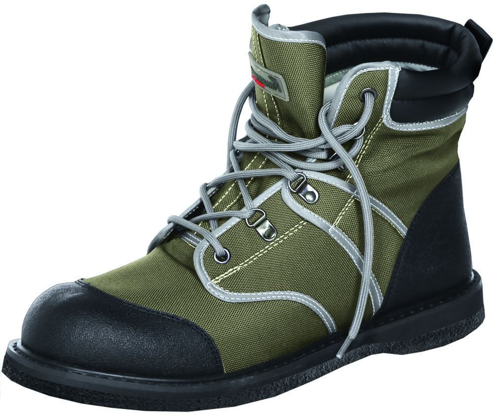 "Ботинки для рыбалки FisherMan Nova Tour ""Аэр Фелт"", цвет: хаки. 95943-530. Размер 42"