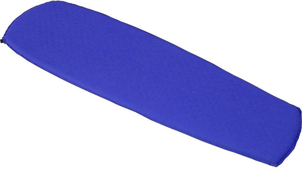Коврик самонадувающийся Nova Tour Стоун 5 XL, цвет: синий, 198 х 63 х 5 см