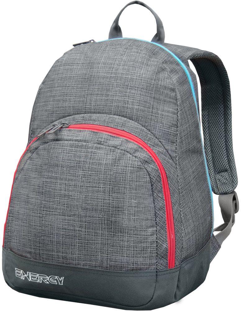 Рюкзак городской Nova Tour Энерджи, 22 л, цвет: темно-серый рюкзак туристический nova tour квест 60 л цвет серый