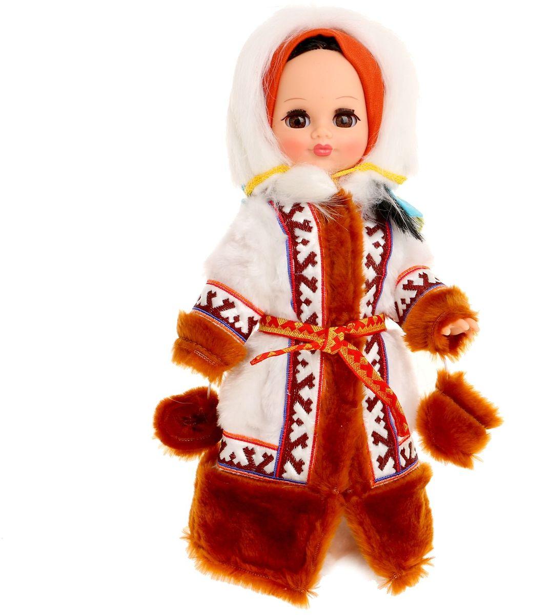 Sima-land Кукла озвученная Ямальская красавица 1054957 sima land кукла озвученная принцесса ариэль со светящимся амулетом