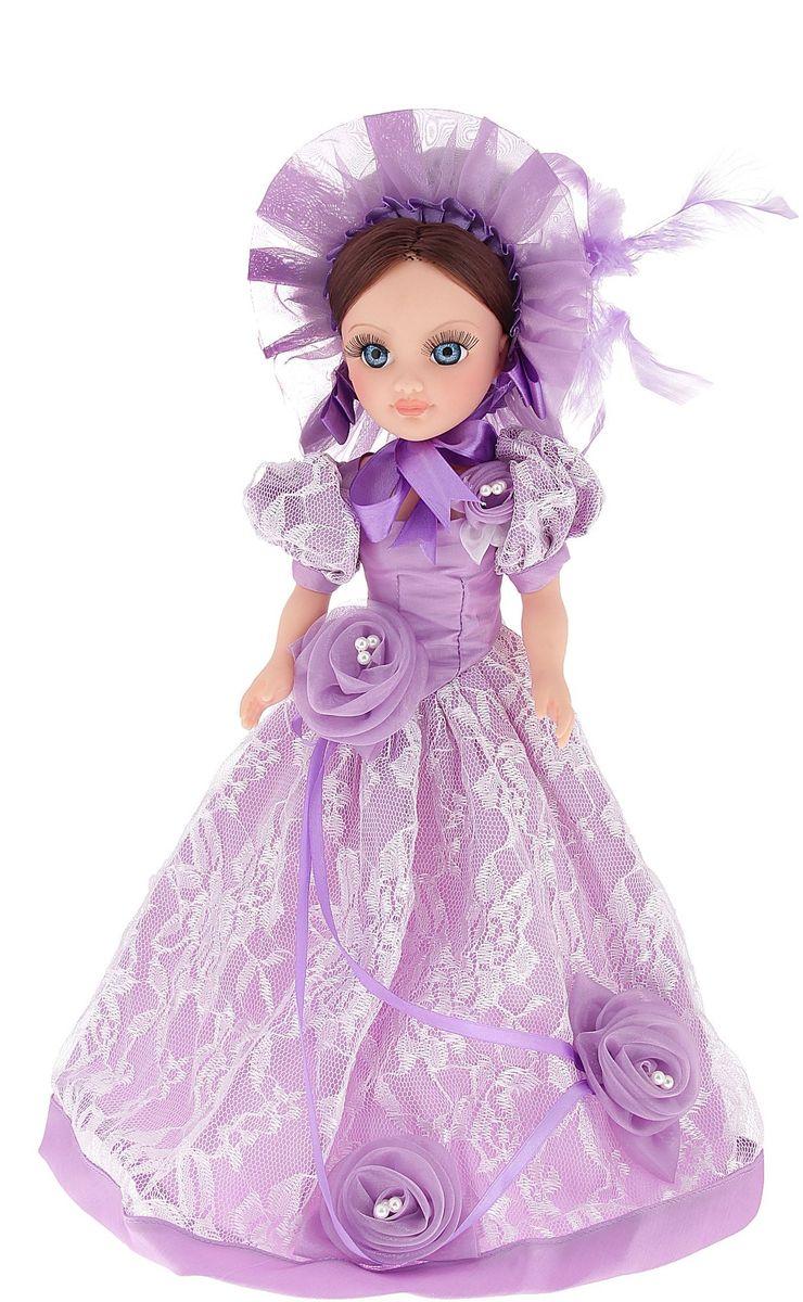 Sima-land Кукла озвученная Анастасия Орхидея 167794  sima land кукла озвученная принцесса ариэль со светящимся амулетом