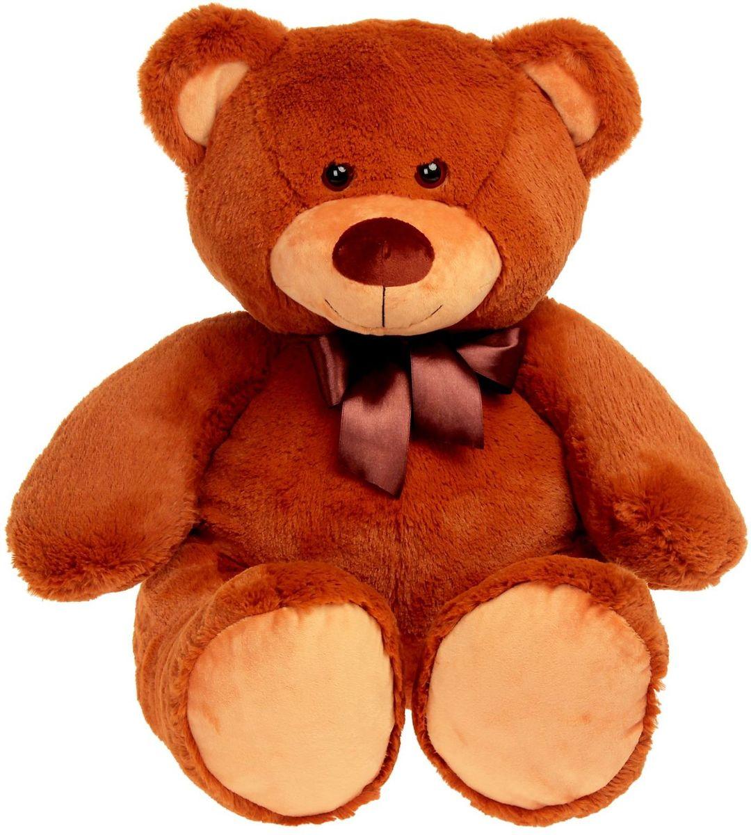 Zakazat.ru Princess Love Мягкая игрушка Мишка Рон цвет коричневый 70 см 2057694