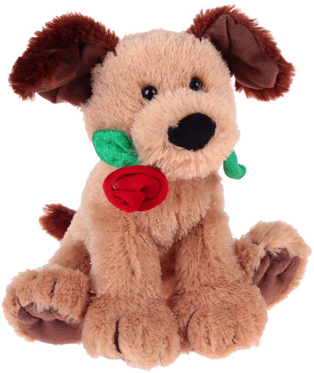Gund Мягкая игрушка Собака Deangleo 21,5 см 2245500 gund мягкая игрушка deangleo 21 5 см