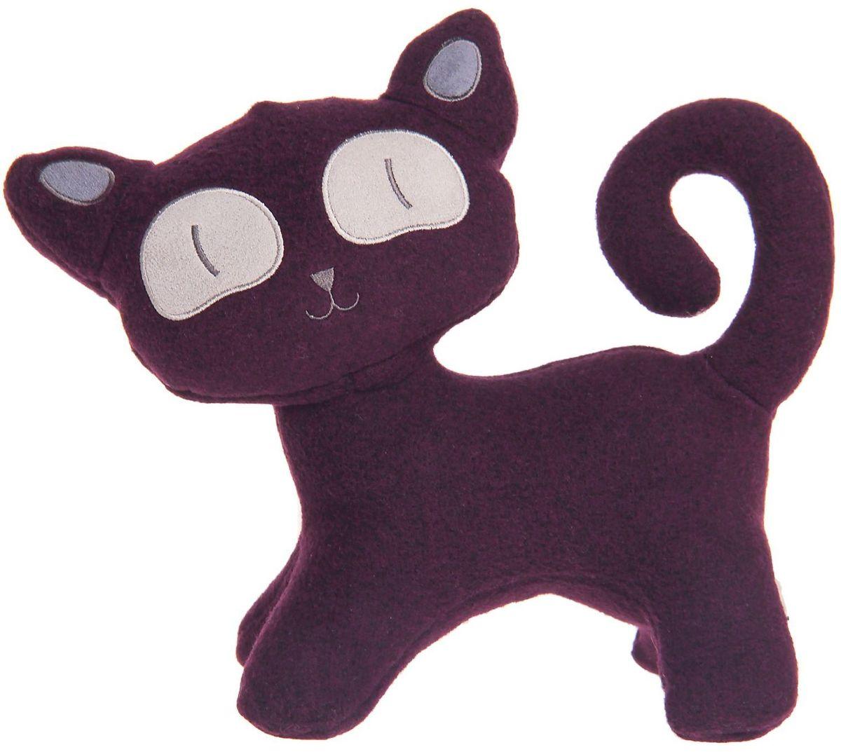 Gund Мягкая игрушка Кошка Hasumi 25,5 см 2245504 gund мягкая игрушка velvetino с зеленым шарфом 30 5 см