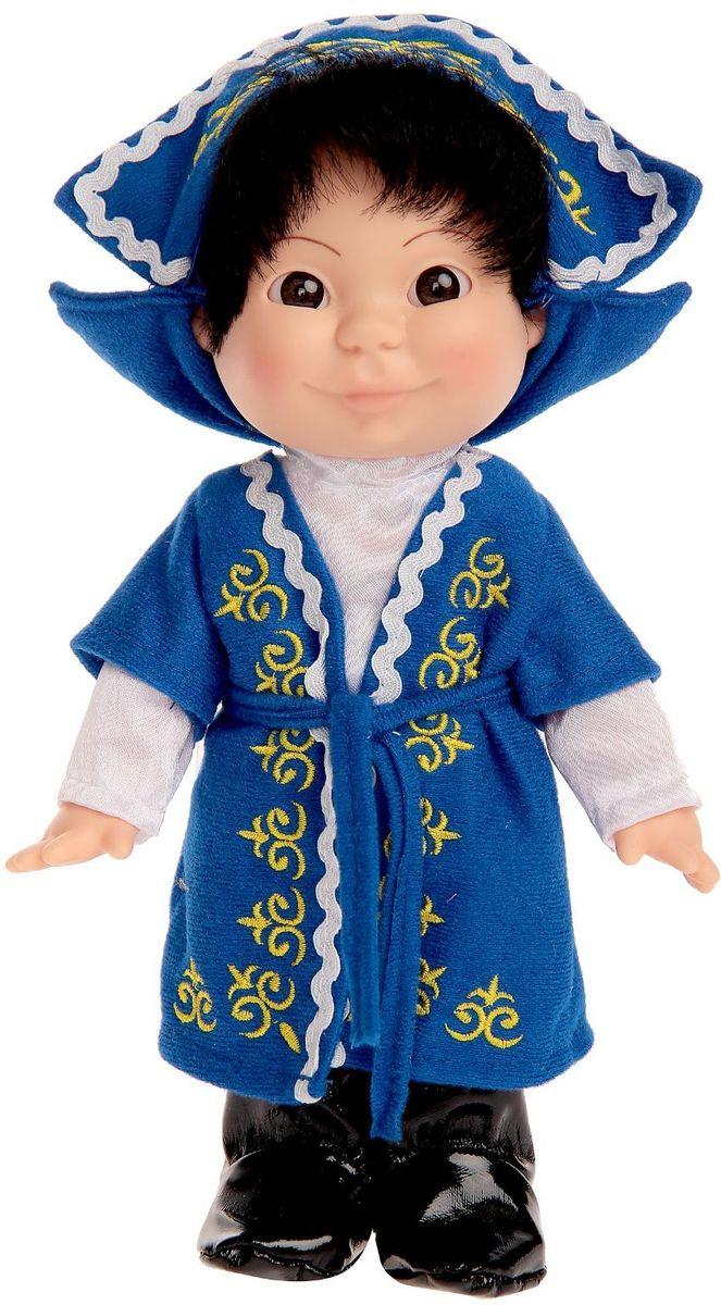 Sima-land Кукла Веснушка мальчик в казахском костюме 25 см 2292335 bijoux land браслет