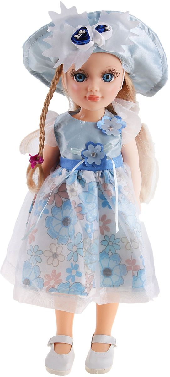 Sima-land Кукла озвученная Анастасия Незабудка 751230 sima land кукла озвученная принцесса ариэль со светящимся амулетом