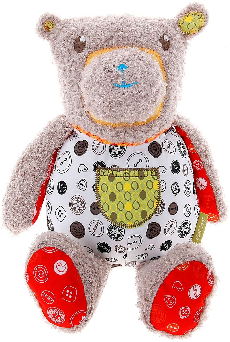 Little Bird Told Me Мягкая игрушка Папа Медведь 844627