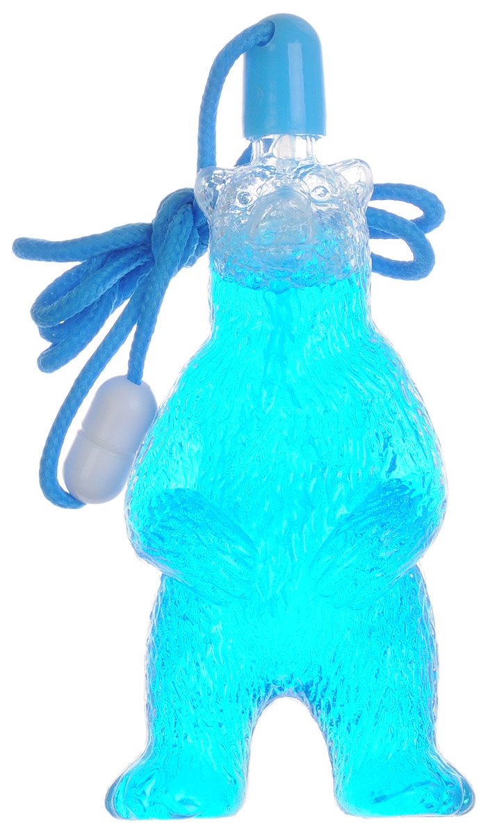 Uncle Bubble Мыльные пузыри Медведь цвет голубой гигантские мыльные пузыри престиж