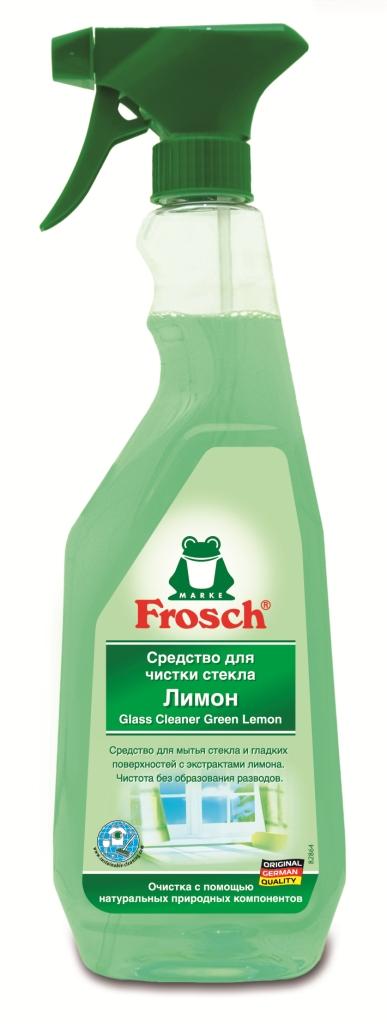 Средство для чистки стекла Frosch, с ароматом лимона, 750 млES-412Чистящее средство Frosch предназначено для чистки стекл и гладких поверхностей. Средство чистит с помощью натуральной формулы без добавления спирта, не оставляя разводов на стеклянной или блестящей поверхности. Экологически безопасный состав на основе натуральных компонентов обеспечивает идеальное удаление грязи и жира. Эргономичный флакон оснащен курковым распылителем, позволяющим легко и экономично наносить раствор на загрязненную поверхность.Торговая марка Frosch специализируется на выпуске экологически чистой бытовой химии. Для изготовления своей продукции Froschиспользует натуральные природные компоненты. Ассортимент содержит все необходимое для бережного ухода за домом и вещами. Продукция торговой марки Frosch эффективно удаляет загрязнения, оберегает кожу рук и безопасна для окружающей среды. Характеристики: Объем: 750 мл. Производитель:Германия. Товар сертифицирован.