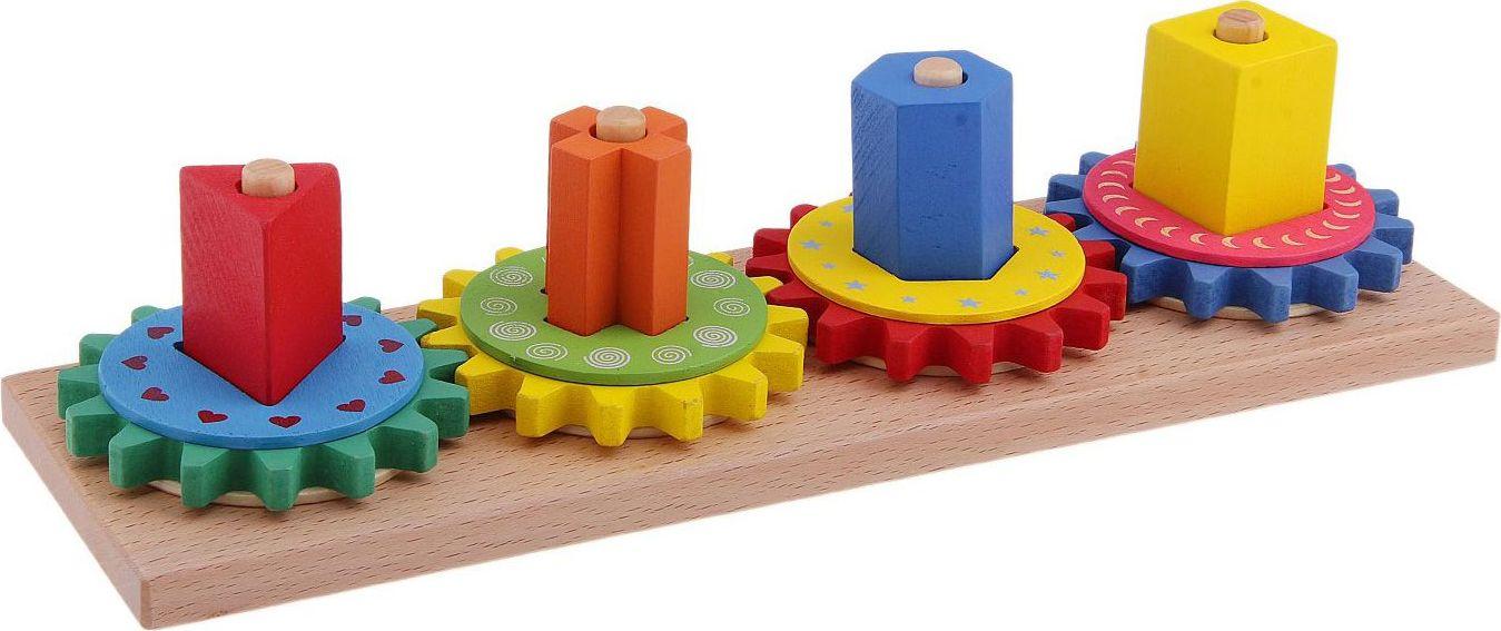 Sima-land Пирамидка Логические фигуры 125045 логические игрушки