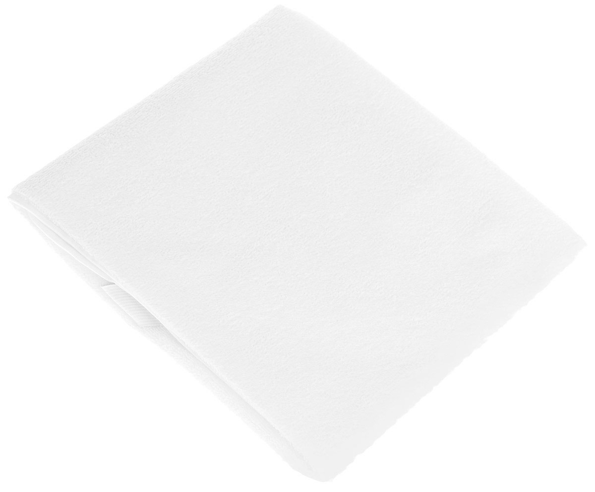 Пелигрин Наматрасник детский цвет белый 120 х 60 х 8 см5264Наматрасник Пелигрин с резинками на углах состоит из полиуретановой основы с хлопчатобумажным покрытием.Непромокаемый дышащий наматрасник надежно защитит кроватку малыша от протеканий и продлит срок службы матраса. Материал, из которого он сделан, обладает отличной теплопроводностью и паропроницаемостью. Он быстро приобретает температуру тела. тем самым устраняя эффект холодного прикосновения. А это значит, что вашему крохе будет всегда уютно в своей кроватке.Допускается машинная стирка при температуре 60 градусов, не требует глажки.
