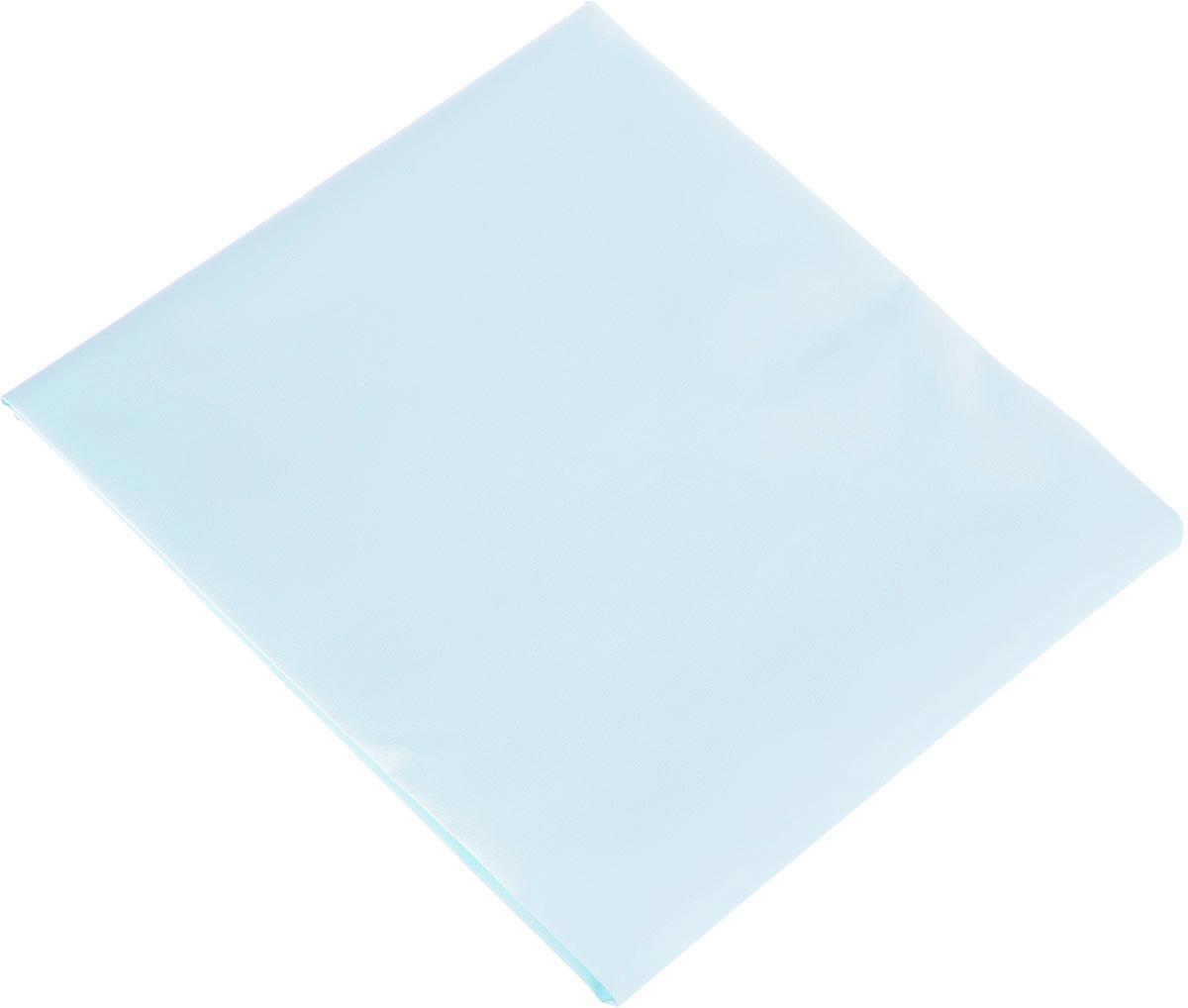 Пелигрин Наматрасник детский цвет голубой 120 х 60 х 10 см531-105Наматрасник Пелигрин с резинками на углах сделан из специальной клеёнки.Непромокаемый дышащий наматрасник надежно защитит кроватку малыша от протеканий и продлит срок службы матраса. Материал, из которого он сделан, обладает отличной теплопроводностью и паропроницаемостью. Он быстро приобретает температуру тела. тем самым устраняя эффект холодного прикосновения. А это значит, что вашему крохе будет всегда уютно в своей кроватке.Допускается машинная стирка при температуре 30 градусов, не требует глажки.
