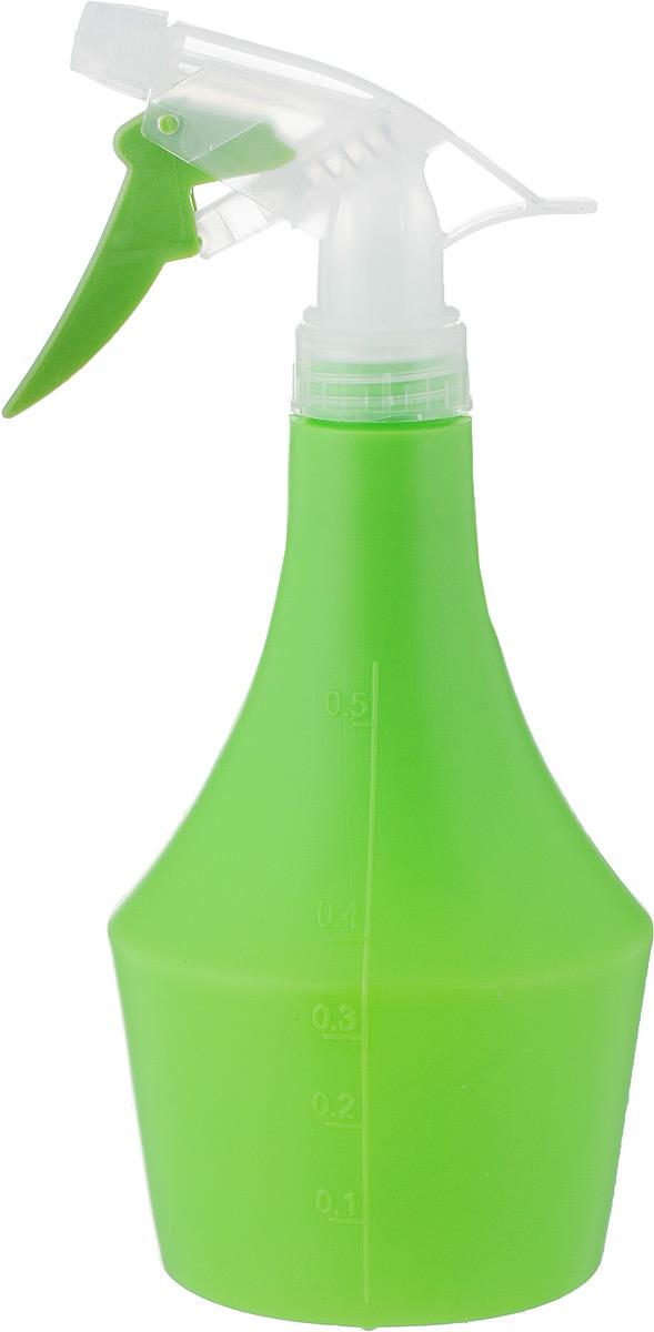 Опрыскиватель Idea Пирамида, цвет: зеленый, 0,5 лLM-DE-LED-136-GОпрыскиватель Idea Пирамида оснащен специальной насадкой. Изготовлен из полипропилена и всегда поможет вам в уходе за вашими любимыми растениями.Объем: 0,5 л.Высота: 22,5 см.