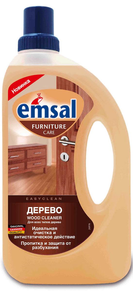Средство для чистки деревянных поверхностей Emsal, 750 мл787502Чистящее средство Emsal идеально подходит для мягкого очищения и ухода за всеми моющимися деревянными поверхностями во всем доме: деревянными полами, деревянными рейками, деревянными дверями, мебелью, подоконниками, а также кухонными элементами. Подходит как для светлой, так и для темной древесины Уникальная рецептура с антистатической формулой не только удаляет трудновыводимую грязь и пятна,но и дольше оберегает вашу деревянную мебель от пыли. Благодаря льняному маслу, средство освежает цвет дерева, бережно ухаживает за ним, придает естественный блеск без наслоений. Характеристики:Объем: 750 мл. Производитель: Германия.Уважаемые клиенты!Обращаем ваше внимание на возможные изменения в дизайне упаковки. Качественные характеристики товара остаются неизменными. Поставка осуществляется в зависимости от наличия на складе.