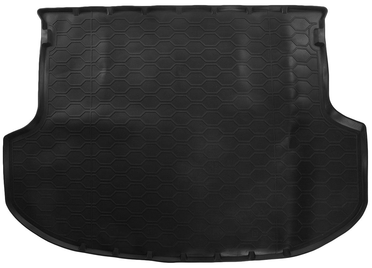 Коврик багажника Rival для Kia Sorento 2012-, полиуретан98291124Коврик багажника Rival позволяет надежно защитить и сохранить от грязи багажный отсек вашего автомобиля на протяжении всего срока эксплуатации, полностью повторяют геометрию багажника.- Высокий борт специальной конструкции препятствует попаданию разлившейся жидкости и грязи на внутреннюю отделку.- Произведены из первичных материалов, в результате чего отсутствует неприятный запах в салоне автомобиля.- Рисунок обеспечивает противоскользящую поверхность, благодаря которой перевозимые предметы не перекатываются в багажном отделении, а остаются на своих местах.- Высокая эластичность, можно беспрепятственно эксплуатировать при температуре от -45 ?C до +45 ?C.- Изготовлены из высококачественного и экологичного материала, не подверженного воздействию кислот, щелочей и нефтепродуктов. Уважаемые клиенты!Обращаем ваше внимание,что коврик имеет формусоответствующую модели данного автомобиля. Фото служит для визуального восприятия товара.