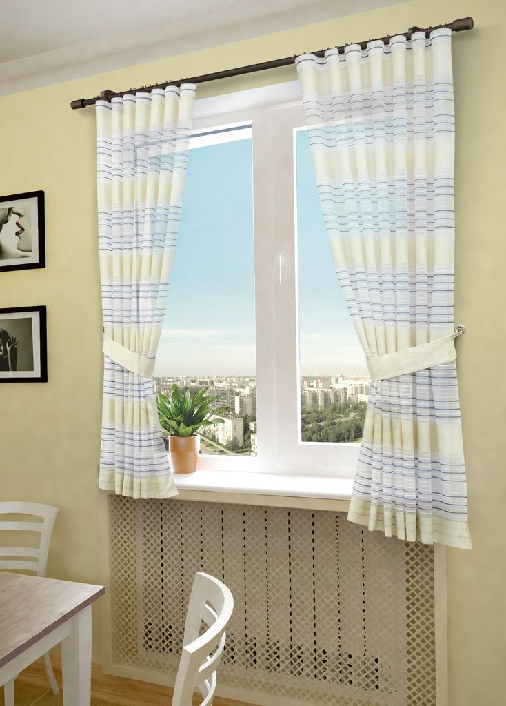 Комплект штор Sanpa Home Collection Зебра, на ленте, цвет: бежевый, высота 180 смPM 6705Комплект штор Зебра, выполненный из вуали, великолепно украсит любое окно. Комплект состоит из двух штор и двух подхватов. Оригинальный рисунок и приятная цветовая гамма привлекут к себе внимание и органично впишутся в интерьер помещения. Этот комплект будет долгое время радовать вас и вашу семью!В комплект входит: Штора: 2 шт. Размер (Ш х В): 145 см х 180 см.Подхват: 2 шт.