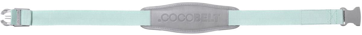 Cocobelt Ремень для переноски автолюльки цвет мятный серый -  Аксессуары