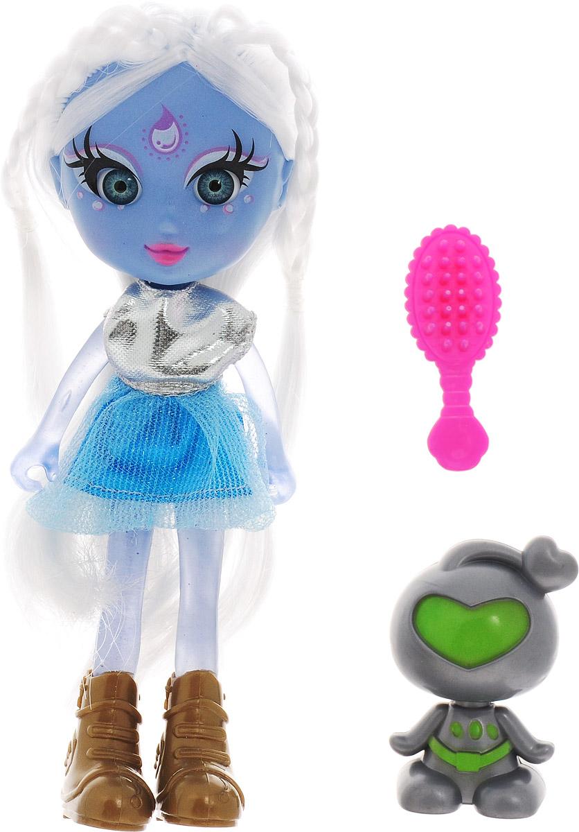 Veld-Co Мини-кукла Инопланетянка Mercury veld co мини кукла mona с черепахой