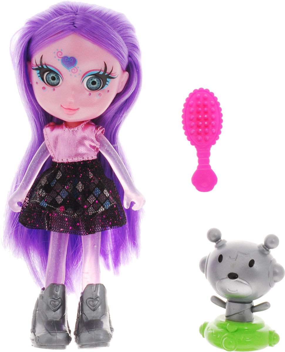 Veld-Co Мини-кукла Инопланетянка Venus veld co мини кукла mona с черепахой