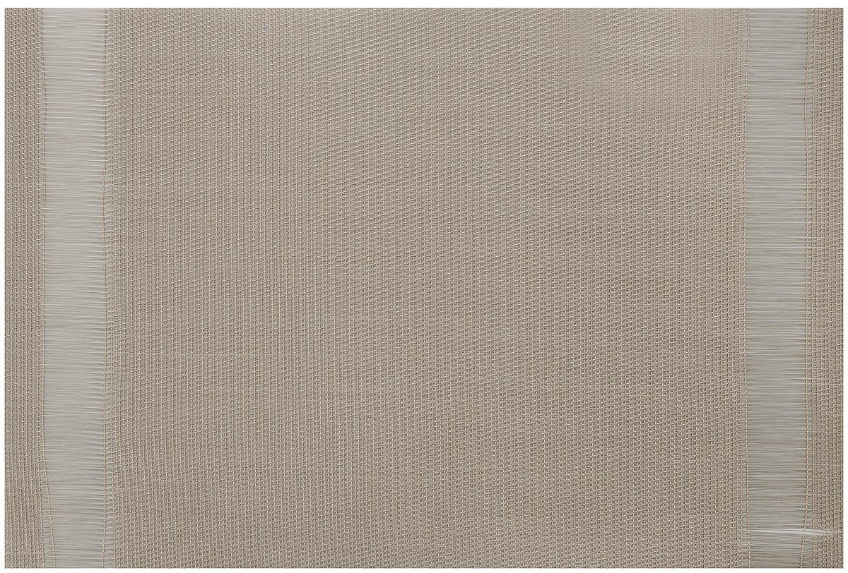 Салфетка для сервировки Oursson Полосы, цвет: серый, 30 х 45 см115510Салфетка для сервировки стола Oursson Полосы выполнена на 70% из поливинила и на 30% из полиэстера. Изделие предназначено для ежедневной защиты поверхностей от загрязнений и повреждений, обладает высокой износоустойчивостью, рассчитано на многократное использование. Легко моется мягкими чистящими средствами.Размер салфетки: 30 х 45 см.