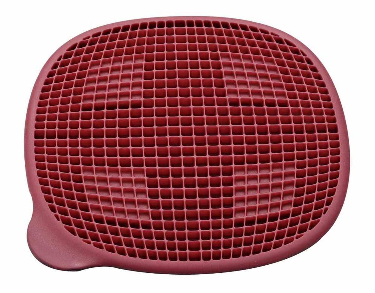 Подставка под горячее Gipfel Vita, с магнитом, цвет: красный, 19,5 х 18 х 0,8 см115610Посуда Gipfel изготовлена только из качественных, экологически чистых материалов. Также уделяется особое внимание дизайну продукции, способному удовлетворять вкусы даже самых взыскательных покупателей. Сталь 8/10, из которой изготавливается посуда и аксессуары Gipfel, является уникальной. Она отличается высокими эксплуатационными характеристиками и крайне устойчива к физическим воздействиям. Сложно найти более подходящий для создания качественной кухонной посуды материал. Отличительной чертой металлической посуды, выполненной из подобной стали, является характерный сероватый оттенок поверхности и особый блеск. Это позволяет приготовить более здоровую пищу.
