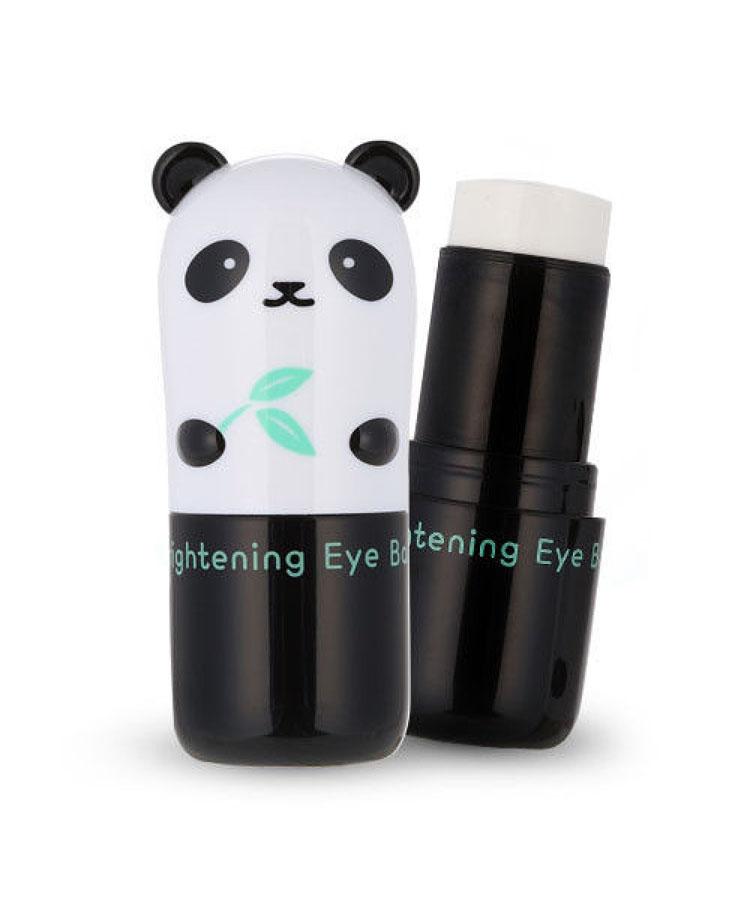 TonyMoly Осветляющая база вокруг глаз Pandas Dream Brightening Eye Base, 9 грBM01007900Средство имеет осветляющий эффект для кожи. В его состав входит полезный экстракт жемчуга, осуществляющий поддержку оптимальной влажности кожи. Средство способно эффективно защищать кожу и беречь ее от пагубного влияния ультрафиолета.Имеет противодействующее влияние на пигментацию кожи. Способствует замедлению процессов синтеза меланина. Из-за достаточно большого содержания в экстракте жемчуга минеральных солей, клетки кожи получают эффективное питание, что способствует разглаживаю морщин и моментально улучшается цвет кожи.