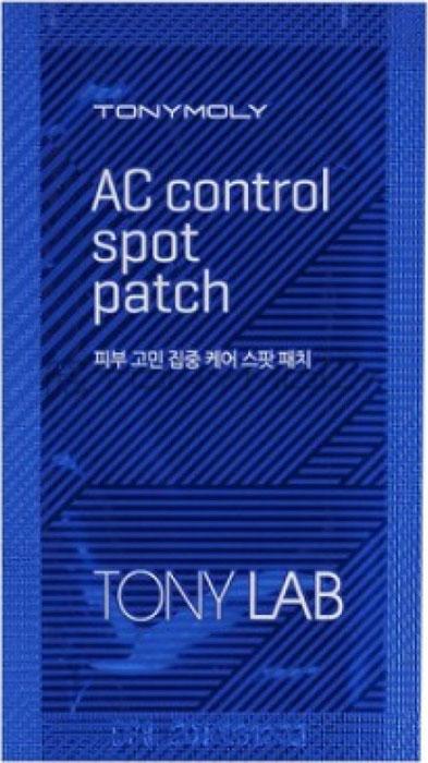 TonyMoly Патчи от воспалений TonyLab AC Control Spot Patch, 12 штFS-00897Поверх пластыря можно наносить ББ крем. Такие наклейки эффективно помогают бороться с воспалениями и акне. И, в течение всего дня, бактерии не попадают на пораженное место и это ускоряет процесс заживления кожи и препятствует повторному воспалению. Кожа гладкая и чистая!