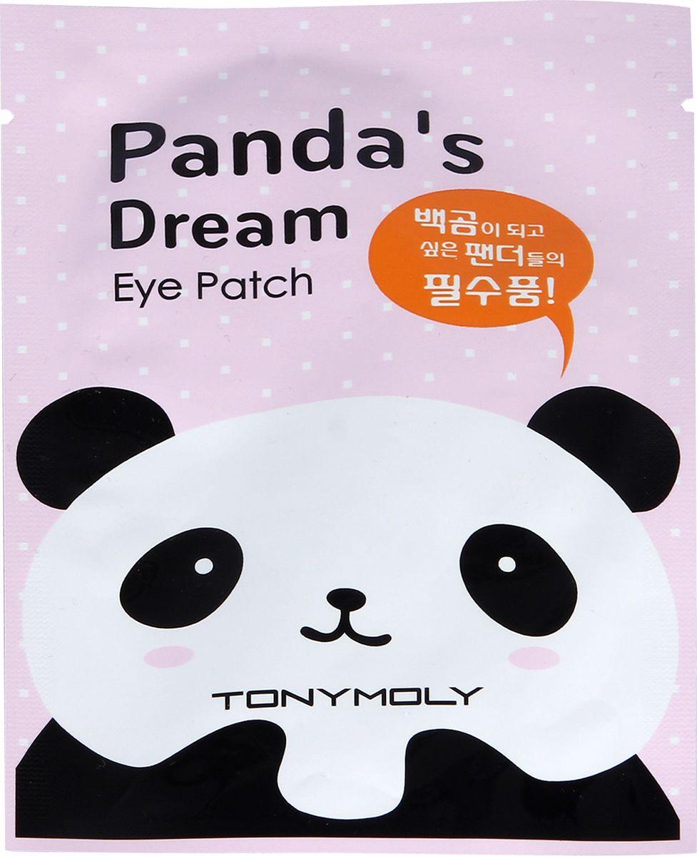 TonyMoly Патч для области вокруг глаз Pandas Dream Eye Patch, 7 мл х 2 шт72523WDНет темным кругам под глазами! Патч от темных кругов содержит в себе два активных компонента, усиливающих действия друг друга, которые борются не только с проявлением, но и с причиной возникновения темных кругов под глазами. Галоксил – специальный комплекс, содержащий в себе вещества флавоноиды и липопептиды. Они снижают проницаемость капилляров, укрепляют их, препятствуют расширению сосудов, растворяют и выводят железо. Все это помогает снять отечность с век, повысить упругость кожи вокруг глаз и осветлить темные круги.