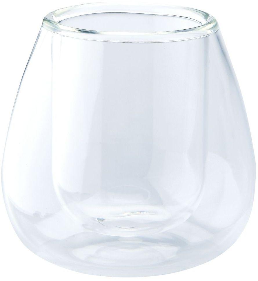 Стакан двойной Gipfel, 75 млVT-1520(SR)Посуда Gipfel изготовлена только из качественных, экологически чистых материалов. Также уделяется особое внимание дизайну продукции, способному удовлетворять вкусы даже самых взыскательных покупателей. Сталь 8/10, из которой изготавливается посуда и аксессуары Gipfel, является уникальной. Она отличается высокими эксплуатационными характеристиками и крайне устойчива к физическим воздействиям. Сложно найти более подходящий для создания качественной кухонной посуды материал. Отличительной чертой металлической посуды, выполненной из подобной стали, является характерный сероватый оттенок поверхности и особый блеск. Это позволяет приготовить более здоровую пищу.