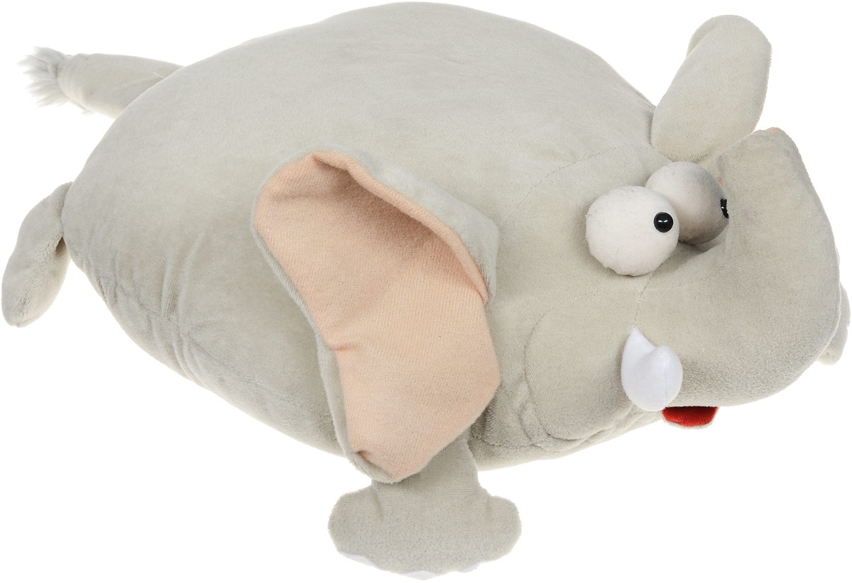 Magic Bear Toys Мягкая озвученная игрушка Слон 35 см мягкая игрушка magic bear toys тигр 60 см