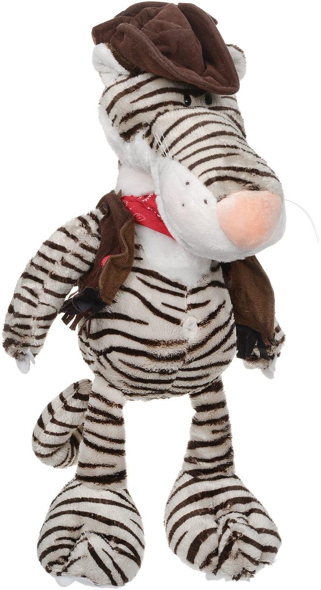 Magic Bear Toys Мягкая игрушка Тигр в шляпе 25 см мягкая игрушка magic bear toys тигр 60 см