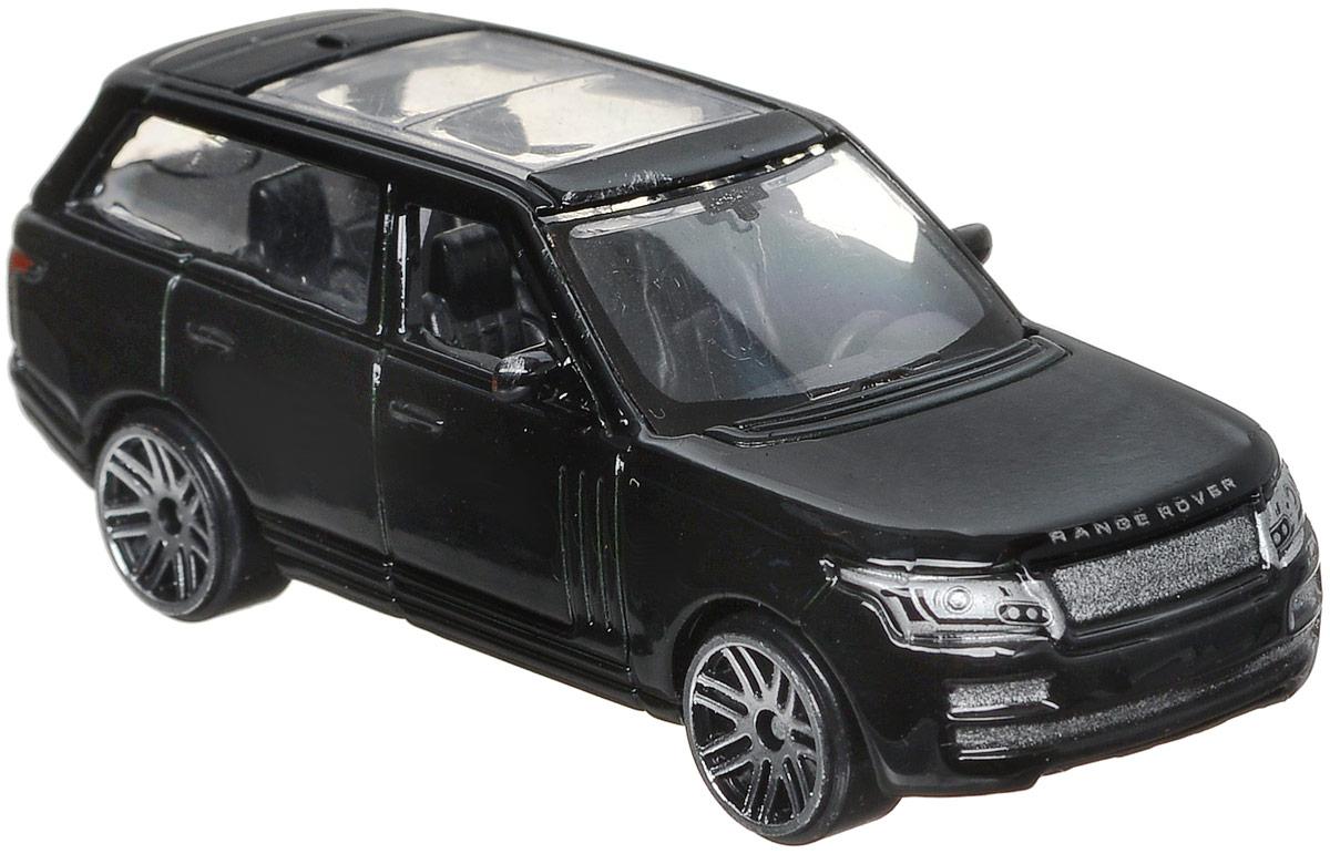 ТехноПарк Автомобиль Land Rover Range Rover Evoque цвет черный TOP620B
