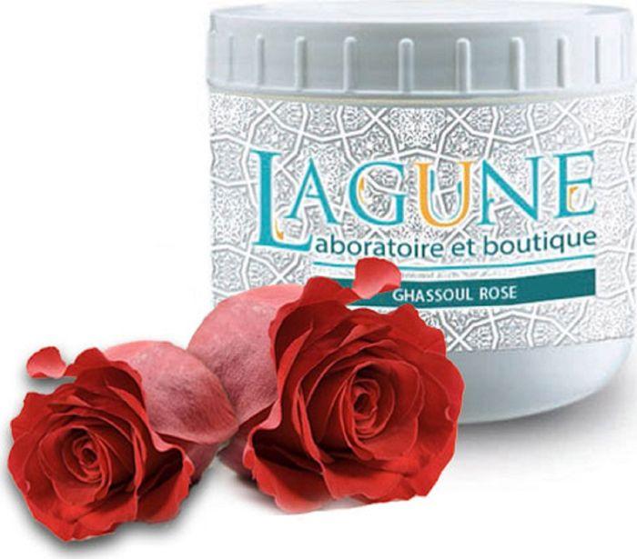 Lagune Маска на основе марокканской глины Гассуль Роза, для глубокого очищения с разглаживающим эффектом 500 млFS-00897Вулканическая марокканская глина (гассуль) с глубокой древности применяется для косметических целей. Она очищает кожу, выводит токсины и загрязнения, улучшает структуру кожи, подтягивает ее, стимулирует процессы регенерации, уменьшает воспаления при высыпаниях на коже. Может применяться для тела и волос .