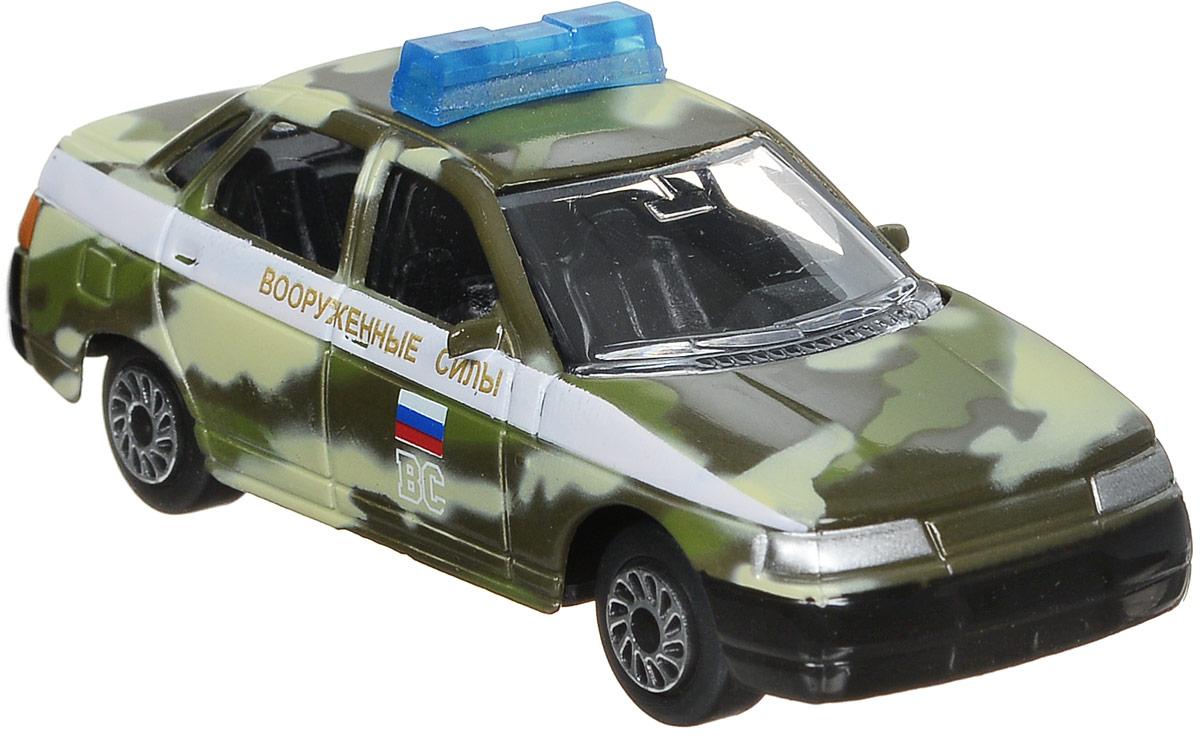 ТехноПарк Автомобиль Лада 110 Вооруженные силы