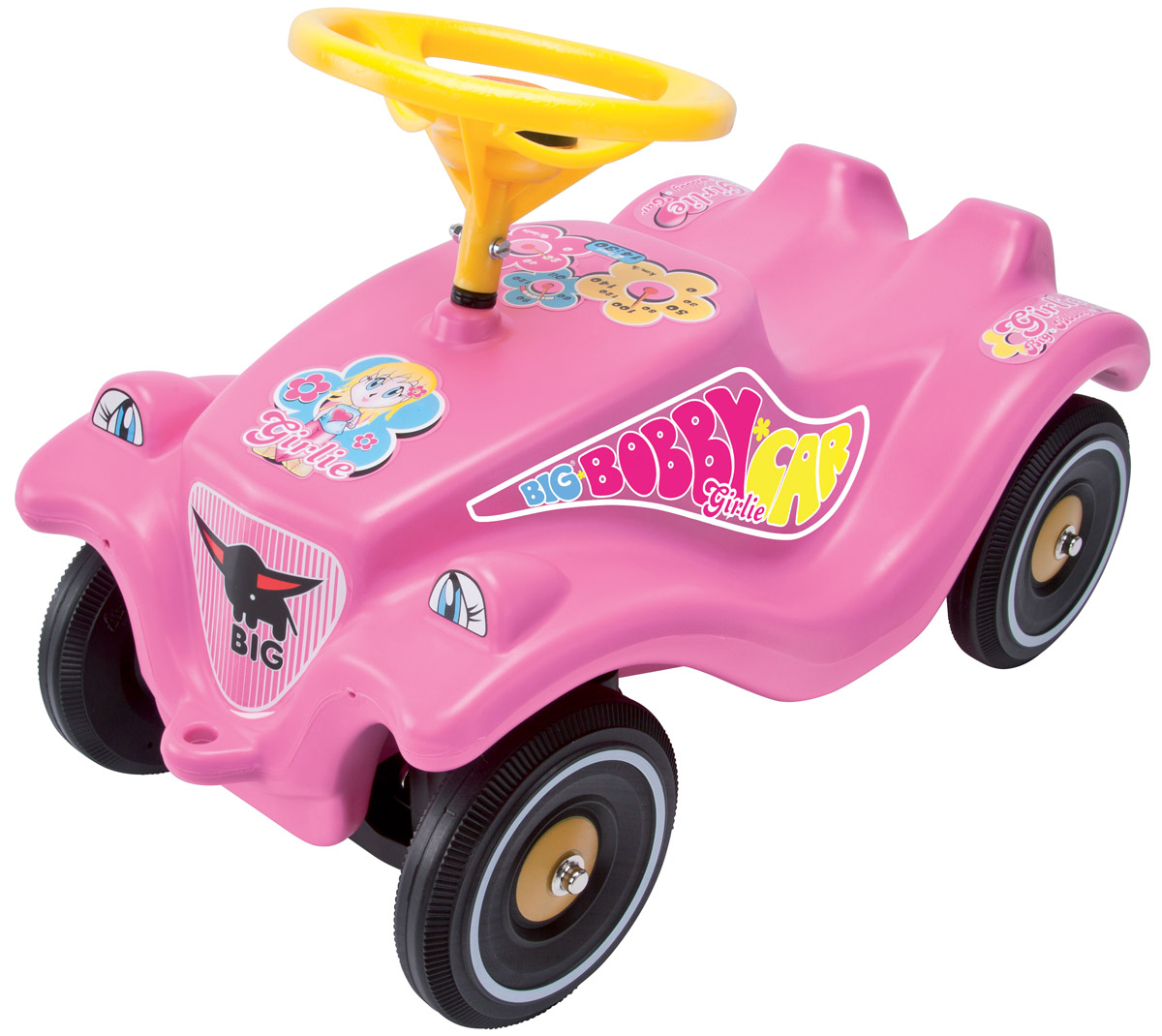 Big Машинка Bobby Car Classic Girlie
