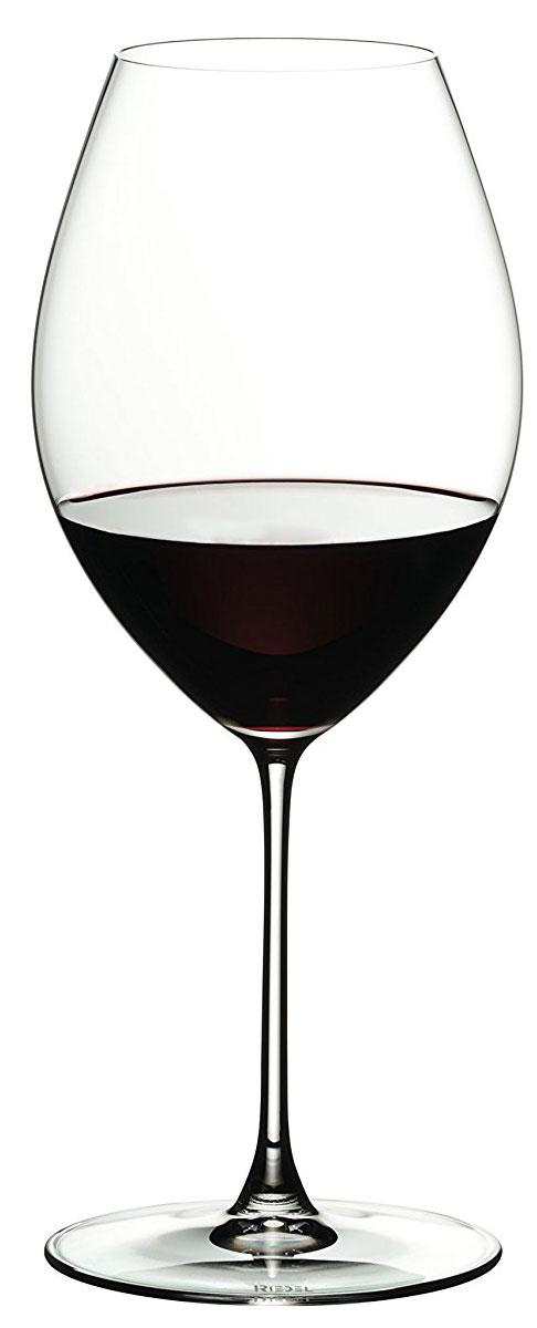 Бокал Riedel Old World Syrah, 600 млVT-1520(SR)Бокал Riedel Old World Syrah, выполненный из высококачественного стекла, предназначен для подачи красного вина. Он сочетает в себе элегантный дизайн и функциональность. Благодаря такому бокалу пить напитки будет еще вкуснее.Бокал Riedel Old World Syrah прекрасно оформит праздничный стол и создаст приятную атмосферу за романтическим ужином. Такой бокал также станет хорошим подарком к любому случаю. Можно мыть в посудомоечной машине.Диаметр бокала (по верхнему краю): 6 см. Высота бокала: 23,5 см.