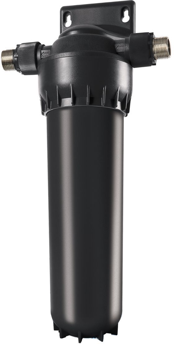 Корпус фильтра Аквафор Аквабосс-1-02, для горячей воды, соединение 1/2, размер 10 SLК1-03-04-07Корпус фильтра Аквафор Аквабосс-1-02, выполненный из стеклопластика, предназначен для горячей воды. Он эффективно удаляет песок, ржавчину, взвесь и другие примеси. С корпусом Аквафор Аквабосс-1-02 могут использоваться сменные модули: -5 микрон (ЭФГ 63/250-5 Н); - 20 микрон (ЭФГ 63/250-20 Н).
