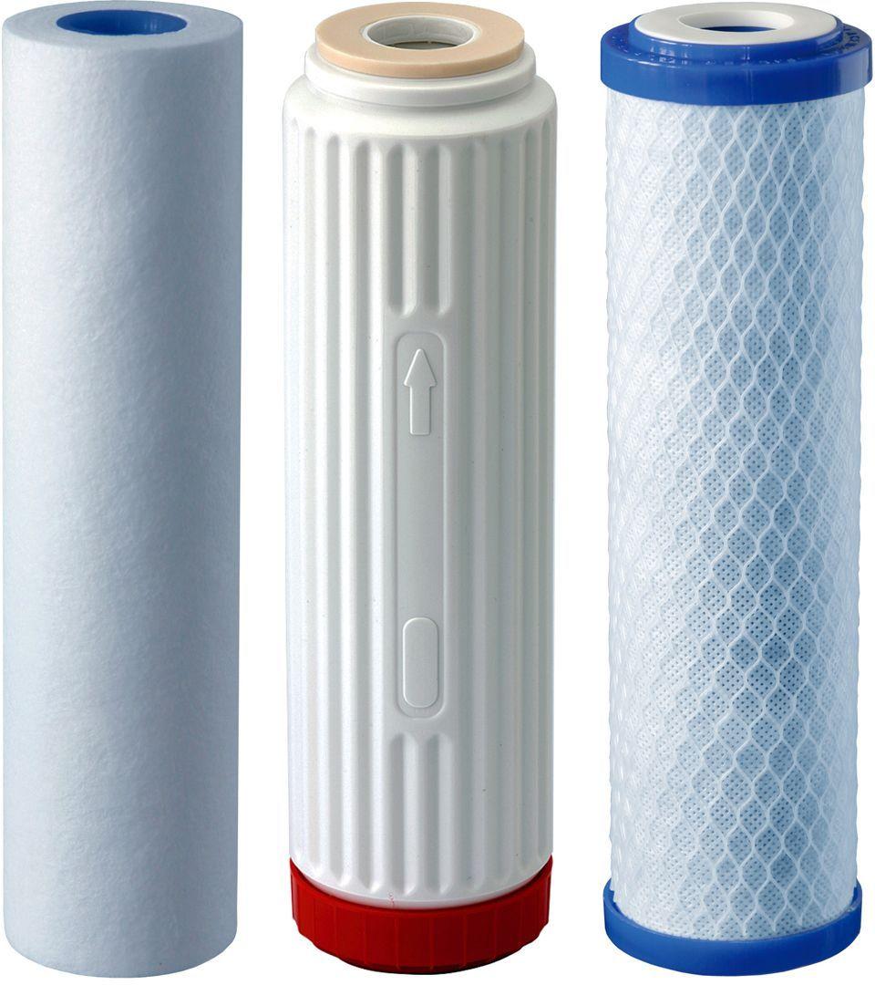 Комплект сменных модулей для фильтра Аквафор Трио. Норма, для жесткой водыPP5-В510-04-02Комплект сменных модулей Аквафор Трио. Норма очищает воду от вредных примесей, а также от песка, ржавчины и взвесей. Рекомендован для жесткой воды.Комплект: 3 шт.