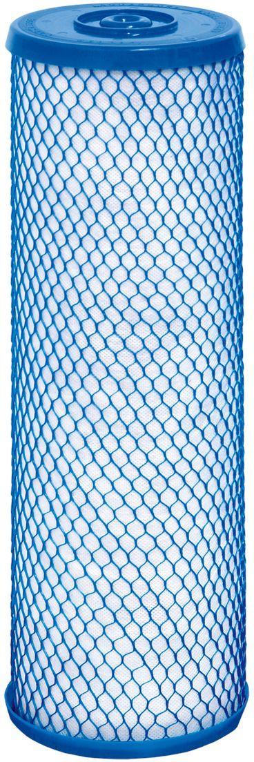 Модуль сменный Аквафор В 150 +, для очистки питьевой воды, для фильтра ВикингКорпус ГроссСменный модуль Аквафор В 150 + изготовлен из смеси активированного гранулированного угля и хелатного ионообменного волокна Аквален. Фильтр обладает бактерицидными свойствами и надежно удаляет из воды микроорганизмы. Предназначен для очистки питьевой воды системой Аквафор Викинг. Благодаря уникальному коаксиальному строению и градиентной пористости модуля, вода очищается практически от всех вредных примесей. Эффект: грубая очистка, очистка от хлора, очистка от бактерий.Ресурс: 40000 литров. Скорость фильтрации: 10 л/мин.