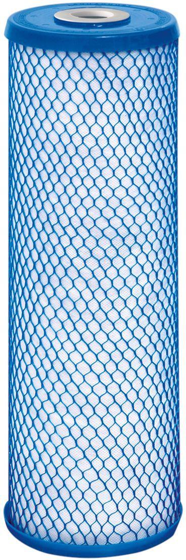 Модуль сменный Аквафор В 520-12, для ВВ 20BL505Сменный фильтрующий модуль Аквафор В 520-12 предназначен для предварительной очистки водопроводной воды. Модуль устанавливается в 20 дюймовые стандартные корпуса и может использоваться в системах водоснабжения квартир, коттеджей, кафе, ресторанов, детских садов и других муниципальных объектов.Модуль изготовлен по технологии карбонблок с волокном. Содержит в оптимальном сочетании уникальные волокнистые сорбционные материалы и мелкодисперсный активированный уголь.Благодаря этому модуль обеспечивает эффективную очистку воды от ржавчины (коллоидного железа), песка и других нерастворимых примесей, а также от активного хлора, растворенного железа и органических веществ. Содержит серебро в активной ионной форме.Ресурс модуля: 60000 л. Производительность: 20 л/мин.
