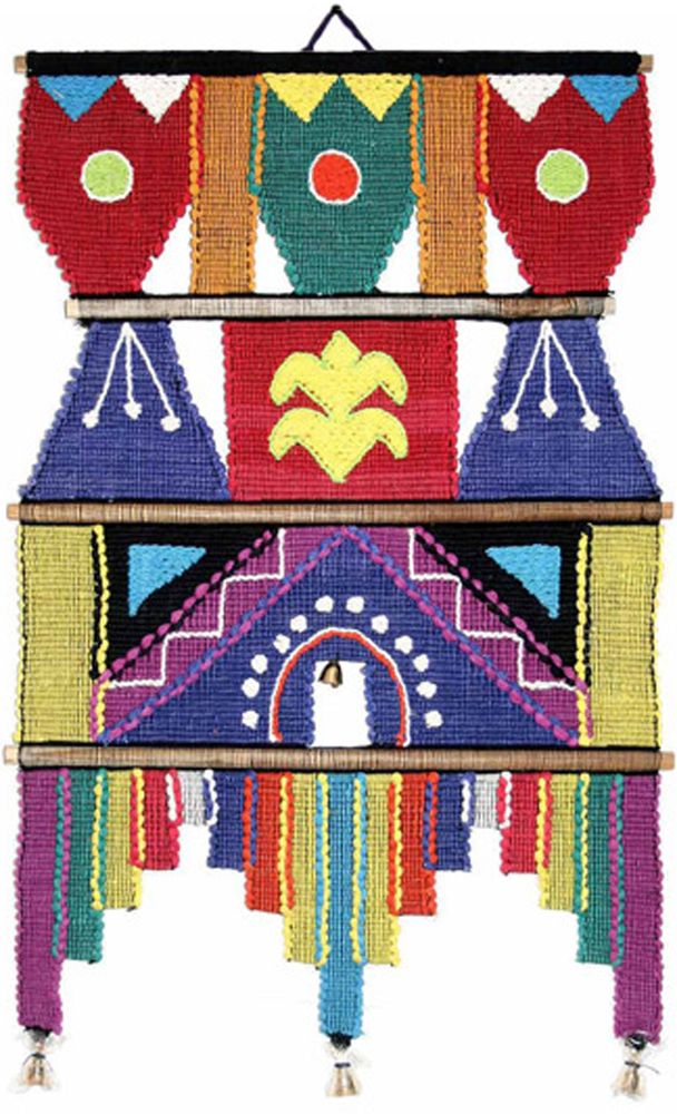 Коврик декоративный India Cotton, 35 х 53 см. 253Aa030041Коврик декоративный ручной работы.Произведен в деревнях Индии, с вековыми традициями в изготовлении хлопковых изделий.Служит идеальным украшением Вашего интерьера, отличный подарок по любому случаю. Этнический оберег, колокольчиками отгоняющий зло и привлекающий блага.Изделия ручной работы могут немного отличаться от товара, представленного на фото, например, цветовыми нюансами, отделкой.Внимание: коврик не подлежит стирке!