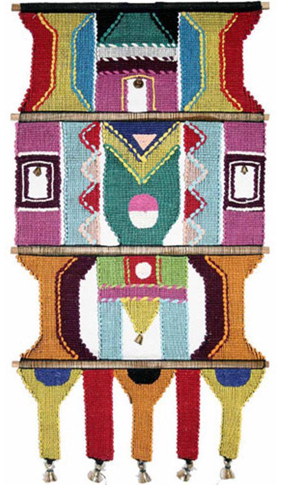 Коврик декоративный India Cotton, 45 х 80 см. 270AFS-91909Коврик декоративный ручной работы.Произведен в деревнях Индии, с вековыми традициями в изготовлении хлопковых изделий.Служит идеальным украшением Вашего интерьера, отличный подарок по любому случаю. Этнический оберег, колокольчиками отгоняющий зло и привлекающий блага.Изделия ручной работы могут немного отличаться от товара, представленного на фото, например, цветовыми нюансами, отделкой.Внимание: коврик не подлежит стирке!