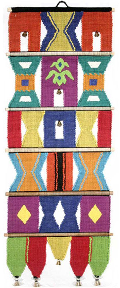Коврик декоративный India Cotton, 35 х 90 см. 425AFS-91909Коврик декоративный ручной работы.Произведен в деревнях Индии, с вековыми традициями в изготовлении хлопковых изделий.Служит идеальным украшением Вашего интерьера, отличный подарок по любому случаю. Этнический оберег, колокольчиками отгоняющий зло и привлекающий блага.Изделия ручной работы могут немного отличаться от товара, представленного на фото, например, цветовыми нюансами, отделкой.Внимание: коврик не подлежит стирке!