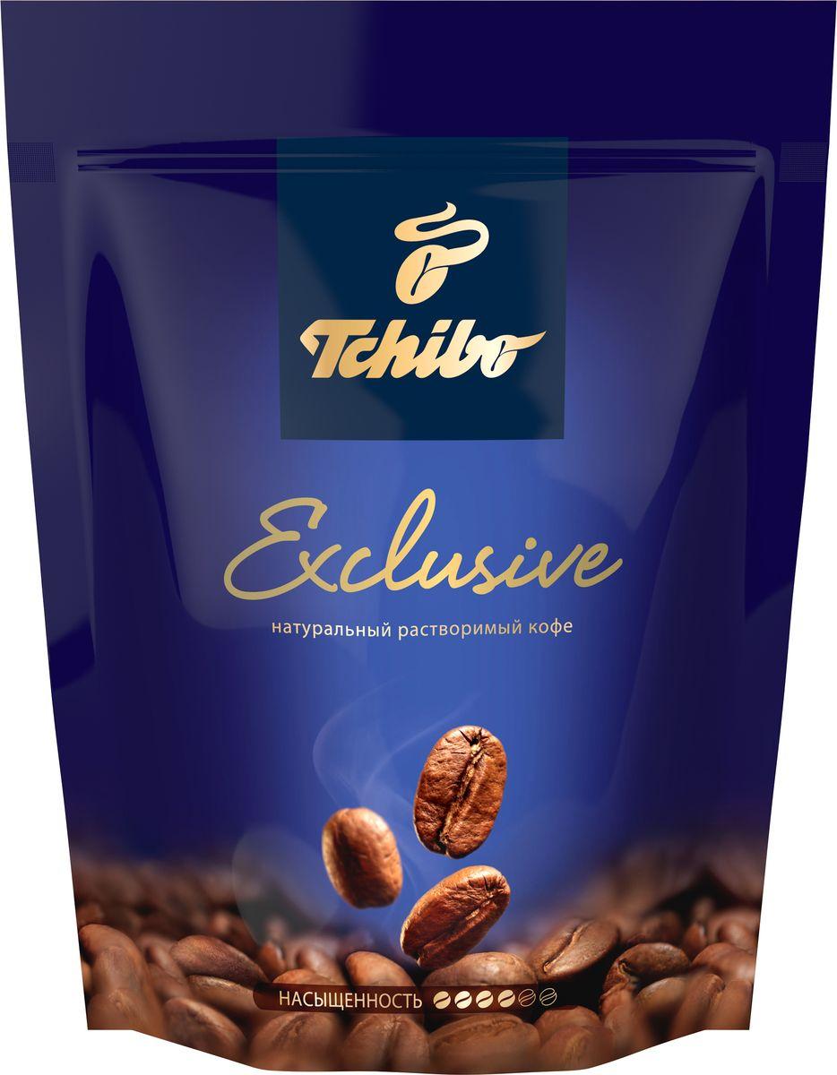 Tchibo Exclusive кофе растворимый, 40 г489195Кофе Tchibo Exclusive создан экспертами только из отборных зерен сорта Арабика, дополненных зернами Робуста. Насыщенный вкус и тонкий, изысканный аромат Чибо - для исключительного момента наслаждения кофе.