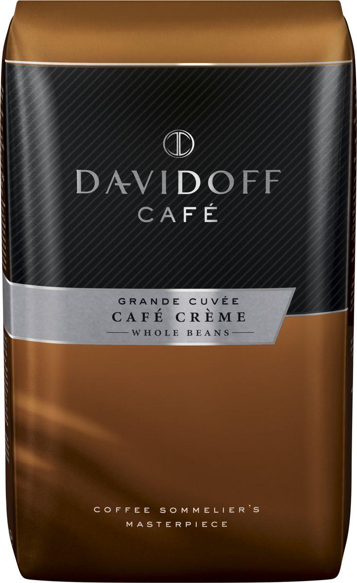 Davidoff Cafe Creme кофе в зернах, 500 г0120710Тайна лучшего кофе кроется в трех составляющих: в качестве зерен, составе и правильном приготовлении. Поэтому Davidoff доверяет работу с лучшими зернами только лучшим экспертам. Затем правильная обжарка доводит зерна до совершенства, имя которому Davidoff Cafe Creme. Эта эксклюзивная, тщательно подобранная смесь лучших зерен высокогорных сортов Центральной и Южной Америки подходит для любых случаев и им можно наслаждаться в течение всего дня. Аромат, который не спутаешь ни с чем, золотистая пенка крема, насыщенный вкус - все удовольствия в одной чашке кофе!