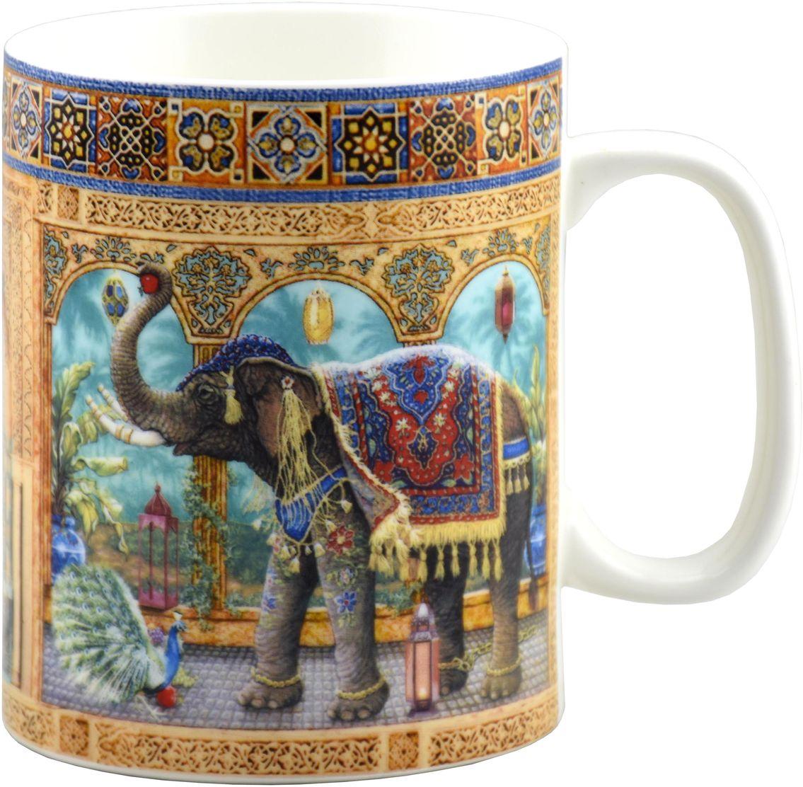 Кружка-гигант GiftnHome Marrakesh, 700 мл68/5/3Кружка-гигант GiftnHome Marrakesh выполнена из костяного фарфора. Она является представителем редкой серии гигантских подарочных кружек, выпускаемых ограниченным тиражом, которые, помимо своего основного назначения, прекрасно подходят для использования в качестве настольного пенала для авторучек и карандашей - превосходный подарок боссу, любому руководителю, бизнесмену любого уровня. Высота: 11,2 см.Диаметр: 10 см.
